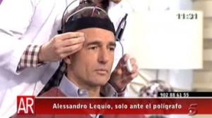 Alessandro Lecquio di Asaba, descendiente de los Torlonia, familia del rey Juan Carlos. Su hijo está en la línea dinástica española.