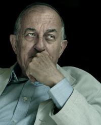 Juan Goytisolo  (Fotografía de Sergio Caro)