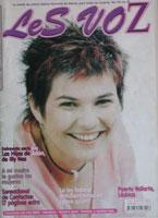 Portada de la revista mexicana LeS Voz, cuyo número fue objeto de un amplio artículo en el semanario Proceso.