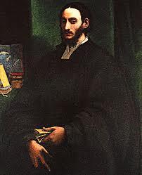 León el Africano, según el pintor Sebastiano del Piombo (1519), aunque la datación del retrato ha sido impugnada en España.