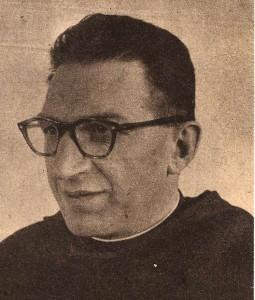 Una de las escasas imágenes del arabista Luciano Rubio, quizás uno de los mejores pero proscrito en España
