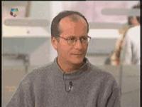 En la imagen, Fernando Bruquetas durante su entrevista en el programa matinal de Telemadrid
