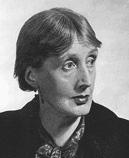 Virginia Woolf, un cartel reclamando escolaridad para las mujeres, y Colombine