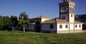 Fundación Cultural Azagra en la Alquería de Rosales (La Puebla de Don Fadrique, Granada)