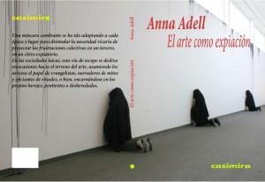 Cubierta del libro de Anna Adell